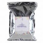 Фото Anskin Charcoal Modeling Mask - Маска альгинатная для жирной кожи с расширенными порами, 240 г