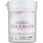Фото Anskin Collagen Modeling Mask - Маска альгинатная с коллагеном укрепляющая, 700 мл