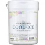 Фото Anskin Cool-Ice Modeling Mask - Маска альгинатная с охлаждающим и успокаивающим эффектом, 700 мл