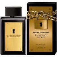 Antonio Banderas Golden Secret - Туалетная вода, 100 мл.