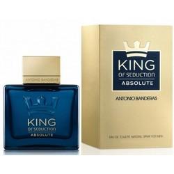 Фото Antonio Banderas King Of Seduction Absolute - Туалетная вода, мужская, 50 мл