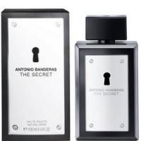 Купить Antonio Banderas The Secret - Туалетная вода, 100 мл.