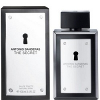 Antonio Banderas The Secret - Туалетная вода, 50 мл.