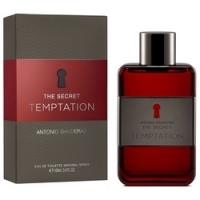Купить Antonio Banderas The Secret Temptation - Туалетная вода, мужская, 100 мл