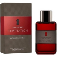 Antonio Banderas The Secret Temptation - Туалетная вода, мужская, 50 мл