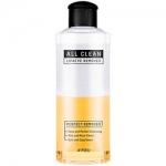 Фото Apieu All Clean Lip & Eye Remover Calendula - Жидкость для снятия макияжа с календулой, 160 мл