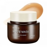Фото Apieu Bellflower With Honey Heating Mask - Маска для лица согревающая с медом, 110 г