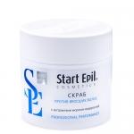 Фото Aravia Professional - Start Epil Скраб против вросших волос с экстрактами морских водорослей, 300 мл
