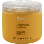 "Фото Kapous Fragrance Free - Маска с маслом арганы серии ""Arganoil"" 500 мл"