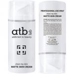 Фото Atb Lab Clean My Skin Matte Skin Cream - Матирующий крем, 100 мл