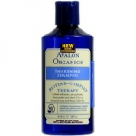 Avalon Organics Biotin B-Complex Therapy Thickening Shampoo - Шампунь для волос с комплексом биотина, 400 мл