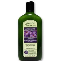 Avalon Organics Lavender Nourishing Conditioner - Кондиционер с маслом лаванды, 325 мл