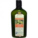 Avalon Organics Olive and Grape Seed Extra Moisturizing Fragrance Free Conditioner - Кондиционер,Олива и виноградная косточка, 325мл