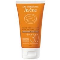 Avene Solaires Peaux Sensibles Creme Teintee SPF 30 - Крем солнцезащитный c тонирующим эффектом, 50 мл