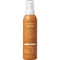 Купить Avene Spray SPF 30 - Спрей солнцезащитный, 200 мл