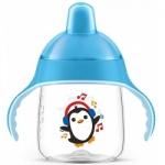 Фото Avent - Чашка-поильник для детей от 12 месяцев до 3-х лет, голубой, 260 мл