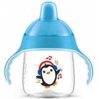 Avent - Чашка-поильник для детей от 12 месяцев до 3-х лет, голубой, 260 мл