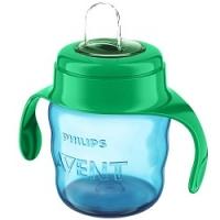 Avent Comfort - Чашка-поильник голубой с 6 месяцев, 200 мл