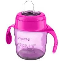 Avent Comfort - Чашка-поильник розовый с 6 месяцев, 200 мл