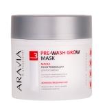 Фото Aravia Professional - Маска разогревающая для роста волос, 300 мл