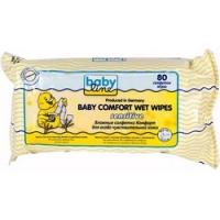 Babyline Baby Comfort Wet Wipes Sensitive - Салфетки влажные Комфорт, 80 шт