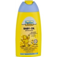Babyline Baby Oil - Масло детское, 250 мл
