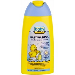 Фото Babyline Baby Washgel - Гель для купания малыша, 250 мл