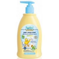 Babyline - Мыло детское жидкое с дозатором, 500 мл