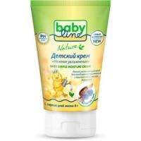 Babyline Nature - Крем детский нежное увлажнение, 125 мл
