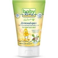 Babyline Nature - Крем детский от опрелостей под подгузники, 125 мл