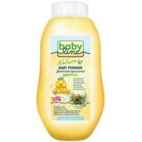 Купить Babyline Nature - Присыпка детская с сосновой пыльцой, 100 г