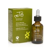 Barex Aeto Scalp De-toxer Oil - Экстракт масел экзотических растений для поврежденной кожи головы 30 мл