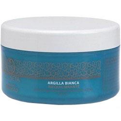Фото Barex Italiana Olioseta Oro del Marocco Argilla Bianca Riequilibrante - Глина белая для волос ребалансирующая, 500 мл