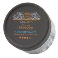 Barex Italiana Olioseta Oro del Marocco Cera Modellante Olio di Argan e di Sacha Inchi - Моделирующий воск, 100 мл