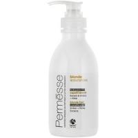 Barex Italiana Permesse - Бальзам для осветленных волос, с экстрактом янтаря и корня полимнии, 250 мл