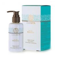 Barex Olioseta Oro del Marocco Styling Cream for Hair - Моделирующее молочко с маслом арганы и маслом семян льна 150 мл