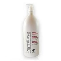 Barex Permesse Сoloured Hair Shampoo - Шампунь для окрашенных волос с экстрактом личи и красного винограда, 1000 мл