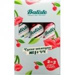 Фото Batiste Original Naughty Nice - Набор сухих шампуней, 3х200 мл