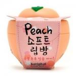 Фото Baviphat Peach Soft Lip Balm - Бальзам для губ с экстрактом персика, 6 г