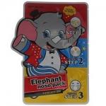 Фото Baviphat Urban Dollkiss 3-STEP Elephant Nose Pack - Маска против черных точек, 3 мл