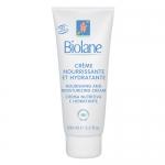 Фото BIOLANE - Детский питательный и увлажняющий крем для лица и тела 100 мл