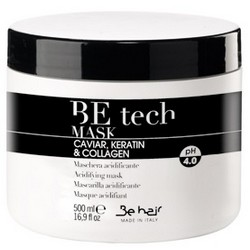 Фото Be Hair Be Color After Colour Mask - Маска-фиксатор цвета для окрашенных волос, 500 мл