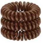 Beauty Bar - Резинка для волос, коричневая