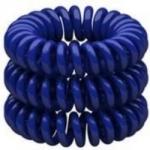 Beauty Bar - Резинка для волос, темно-синяя