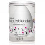 Фото Beauty Blender - Набор, Спонж и мини-мыло для очистки, белый
