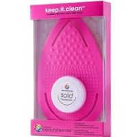 Beauty Blender Keep.It.Clean - Рукавичка для очищения спонжей и кистей розовая