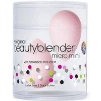 Beauty Blender Micro.mini Bubble - Спонж-мини нежно-розовый, 2 шт.
