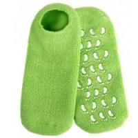 Beauty Style - Гелевые носочки увлажняющие с экстрактом зеленого чая