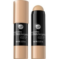 Bell Hypoallergenic Blend Stick Make-Up - Флюид интенсивно скрывающий недостатки, карандаш, тон 04, золотистый, 19 мл
