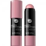 Фото Bell Hypoallergenic Creamy Rouge Glow Stick - Румяна в виде карандаша, гипоаллергенные, тон 01, розовый, 19 мл